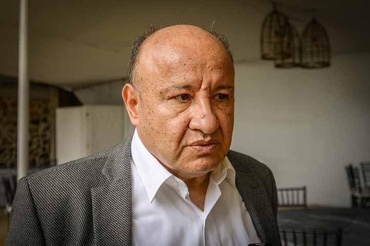El director general del CIESAS, Macías Richard