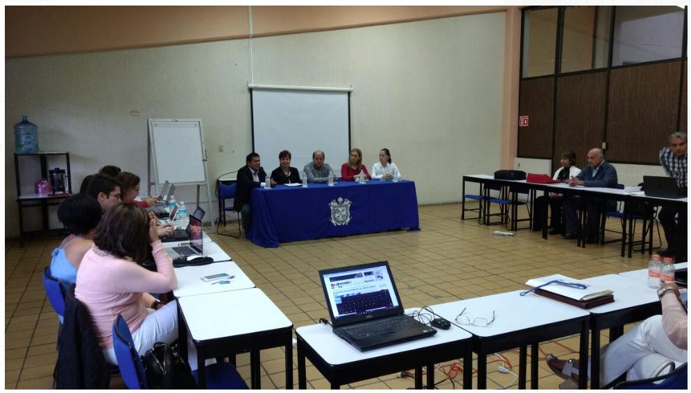 Haz clic sobre la imagen para conocer los documentos generados por la Comisión Regional de Rediseño del Plan de Estudios