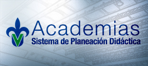Dirígete al módulo de consulta de Academias por área de conocimiento