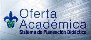 Dirígete al módulo de consulta de la Oferta Académica y Planes de Clase