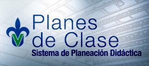 Dirígete al módulo de captura de Planes de Clase