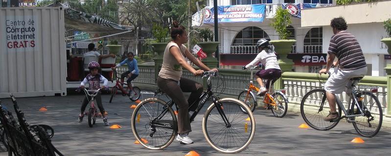 andar bici xalapa