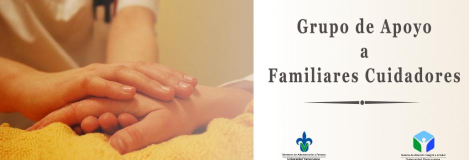 Grupo familiares cuidadores