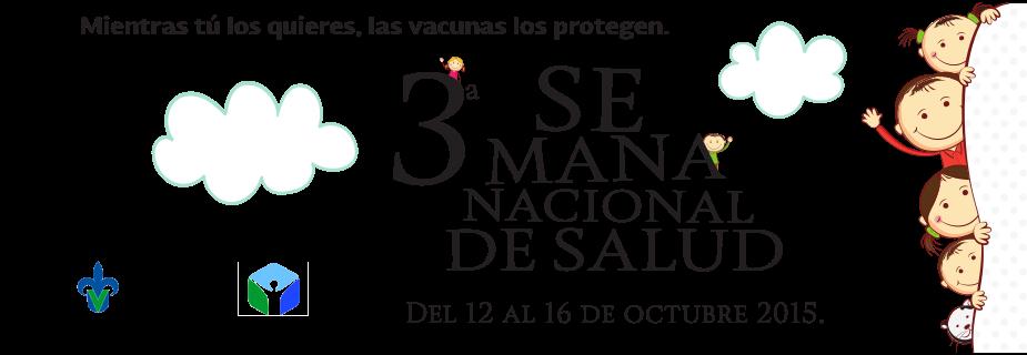 Banner 3a semana de vacunación