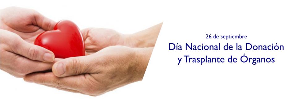 Donación y trasplante órganos