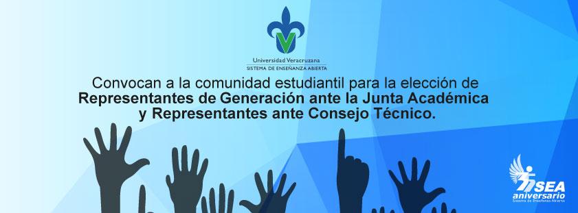 Representante Generacional Convocatoria