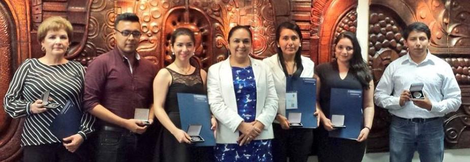 Premio Ceneval al Desempeño de Excelencia en el Examen General para el Egreso de la Licenciatura (EGEL)