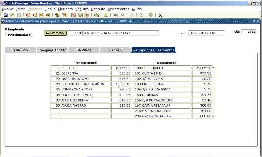 Formato de recibo de nomina Formato de nomina para pago de sueldos