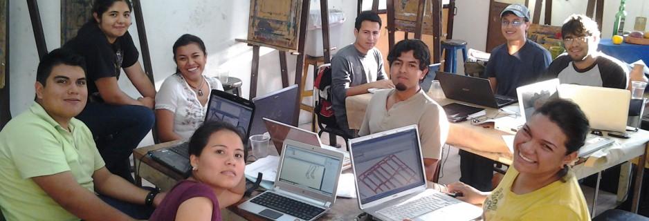 Alumnos Introducción a la animación feb-agos 2012