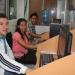 Alumnos de Contaduría y Administración orientan a usuarios