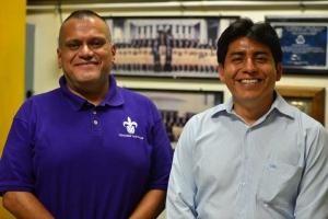 Rubén González Benítez y José Luis García Gervacio