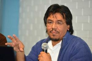 José Pantoja Reyes, investigador de la ENAH