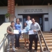 """Los universitarios asistieron a la conferencia """"Náhuatl Across Borders"""""""