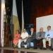 Autoridades universitarias en la inauguración del Congreso de Historia