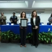 Leticia Rodríguez Audirac recibió el documento oficial