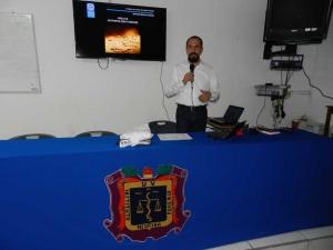 Jorge A. Gómez, experto en antropología forense