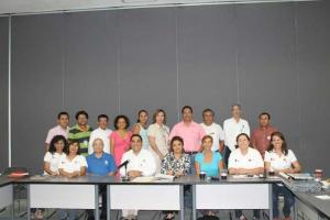 Reunión del Grupo Multisectorial y Sesver