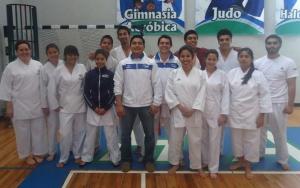 El entrenador y la Selección de Karate Do
