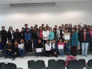 """Asistentes al Cuarto Foro Regional 2014 """"Unidos por la lectura"""""""