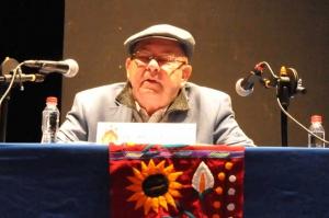 El escritor cubano hizo una defensa de la palabra hablada