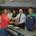 Se premió a los ganadores del Torneo Interfacultades