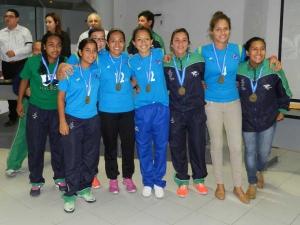 El equipo de Futbol Femenil ha acumulado logros a nivel nacional