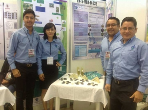 El equipo Patli elaboró un jabón medicinal y un ungüento