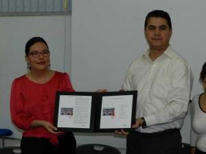 Martha Gabriela Campos y Luis Guillermo Vigil