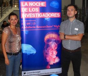 Johanna Calle Treviño y Camilo Cortés Useche
