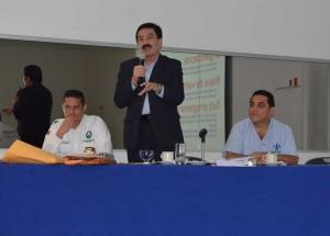 Antero Borboa, Octavio Ochoa y José Luis Alanís