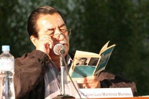 Fue un escritor que justamente destacó y deja obra importante en novela, crónica y dramaturgia: José Luis Martínez Morales