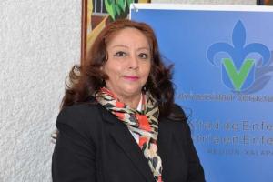 Blanca Estela Gutiérrez, 34 años de servicio