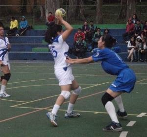La Femenil, en acción