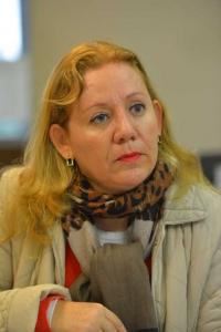 Josefa Montalvo, directora del centro