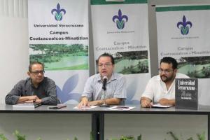 Alberto Tovalín, Jorge Andaverde y Edgar Onofre
