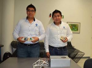 Estudiantes de Ingeniería presentaron proyectos a alumnos de bachillerato