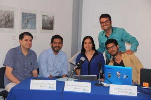 Participantes en el Encuentro de Egresados