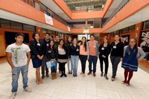 Estudiantes, tesistas y egresados participaron en el foro