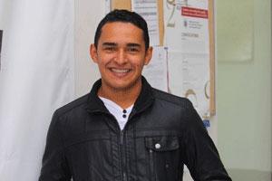 Luis Ortega Macareno, colombiano