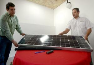 Con Ecolum se ahorra el 100 porciento de energía