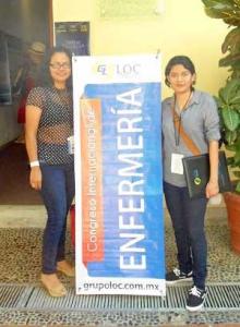 Claudia Andrea Aburto Gómez y Karina Díaz Morales