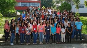 Los participantes en la Facultad de QFB