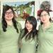 Lizeth Almanza, Laura Leticia Castañeda y Ana Nohemí Figueroa
