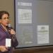 Guadalupe Riquer dictó conferencia sobre instrumentación sísmica