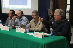 """Participantes en el Seminario """"Territorio y Poder"""""""