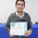 José Iddar Villegas Ramos irá la Universidad Nacional de Irlanda