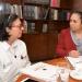 Socorro Sandoval y Sara Ladrón de Guevara acordaron acciones vinculadas