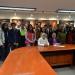 Los representantes estudiantiles mostraron su apoyo a la institución