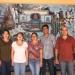 Adán Aguilar, María Martínez, Mariana Miranda, Nancy Pérez, Vicente Aguilera, Sergio Hernández y Luis Rascón