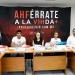 Representantes universitarios, de AHF y el Grupo Multisectorial